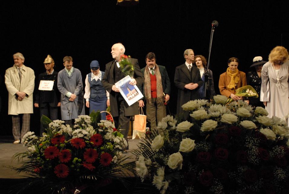 Jublileusz Polskiego Teatru We Lwowie